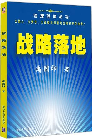 十三五规划关键的五年 《战略落地》作者禹国印访谈